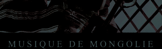 CONCERT . MUSIQUE DE MONGOLIE