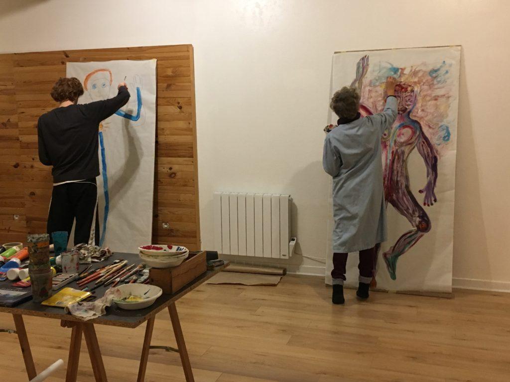 Atelier transformation par l'art