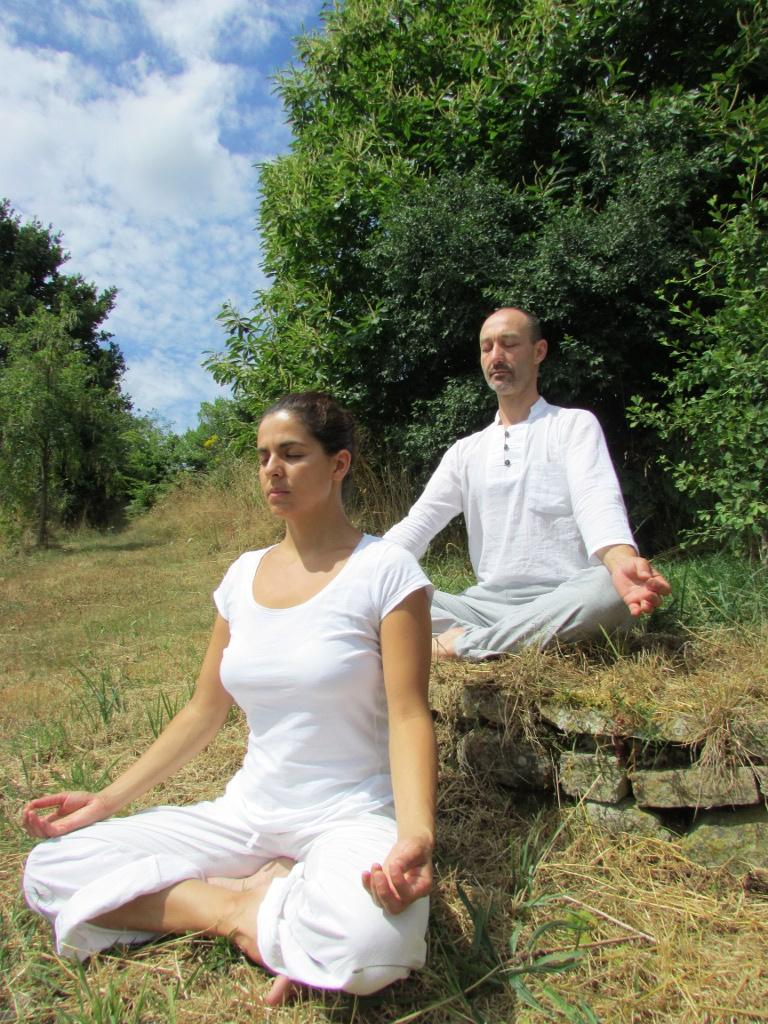 Cours de 5  pratiques de respiration comme porte d'entrée à la méditation