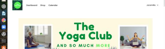 COURS EN LIGNE sur The Yoga Club à partir de juillet 2021